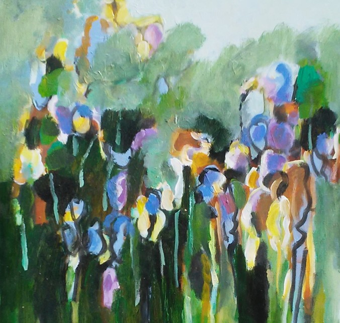 Mom's irises (2)